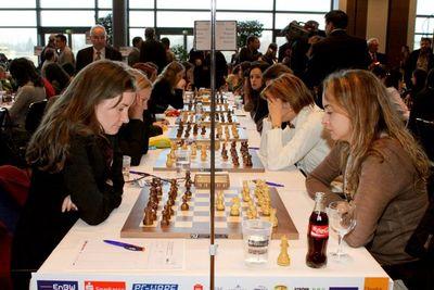 chess olympiad stefanova