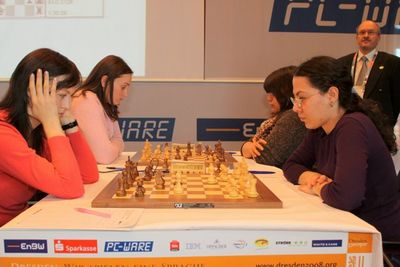 chess olympiad ukraine