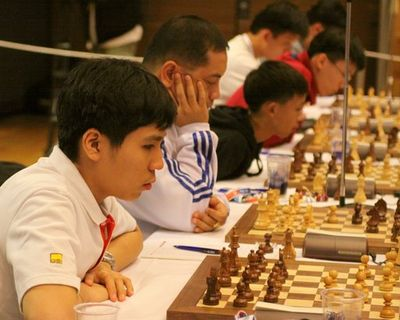chess olympiad wesley