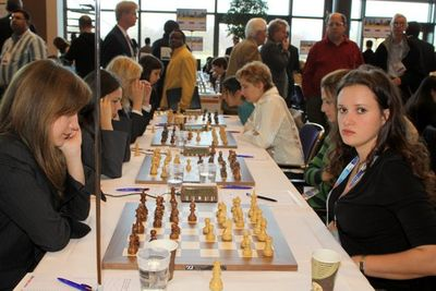 chess olympiad zatonskih
