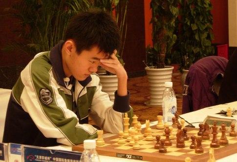 CHN Ding Liren