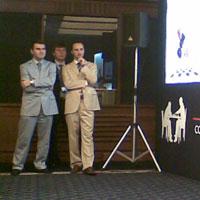 Closing Ceremony Topalov Mamedyarov