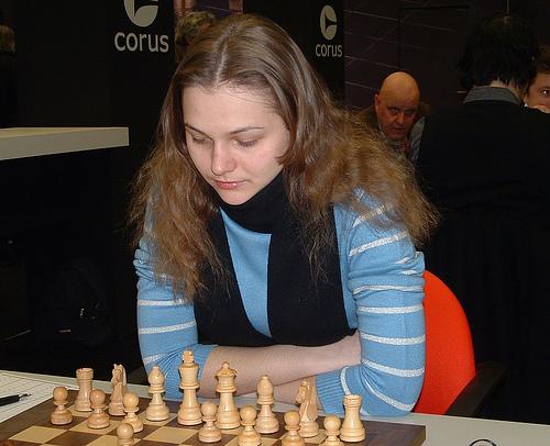 Corus 10 Anna Muzychuk