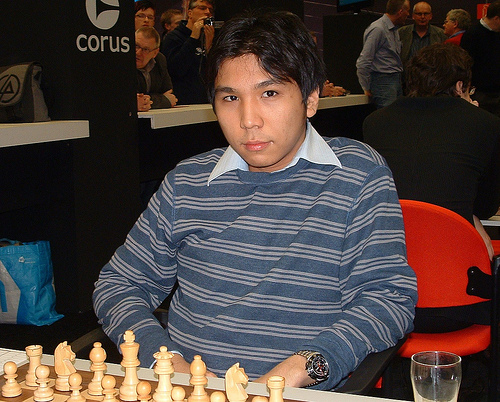 Corus 10 Wesley So