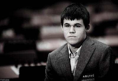 Corus Carlsen