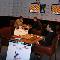 Day 03-Topalov, Adams, Nicipeanu