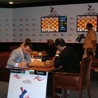 Day 03-Topalov Mamedyarov 2
