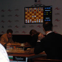 Day 03-Topalov sitting alone