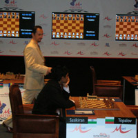 Day 04 - Topalov Arrives