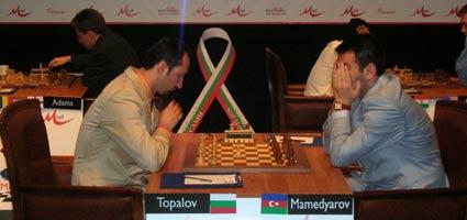 Day 08 - 04 Topalov Mamedyarov