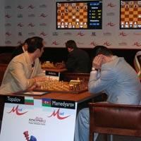 Day 08 - 10 Topalov Mamedyarov