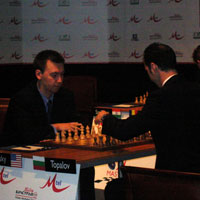 DAY 09 - Before the Game: Kamsky and Topalov