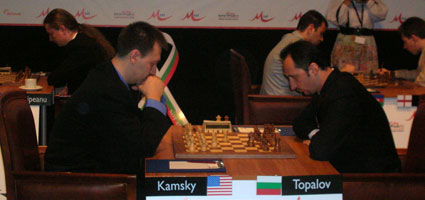 DAY 09 - Kamsky Topalov