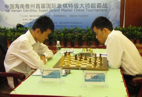 Ding Liren - Zhou Jiangchao