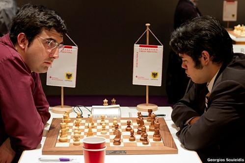 Dortmund 2011 Kramnik-Nakamura