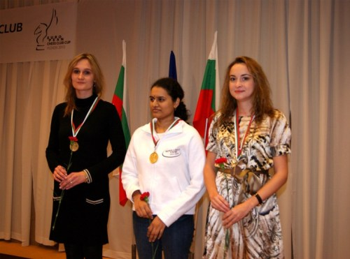 ecc 2010 Best 1st women board