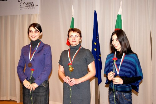 ecc 2010 Best 3rd women board