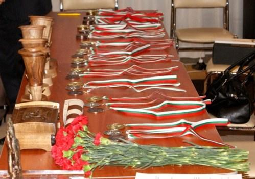 ecc 2010 Medals