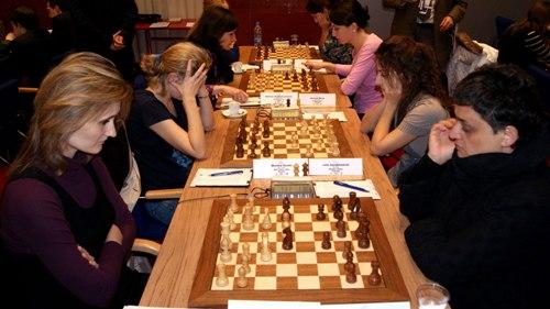 ECC Viktorija Cmilyte vs Maia Chiburdanidze