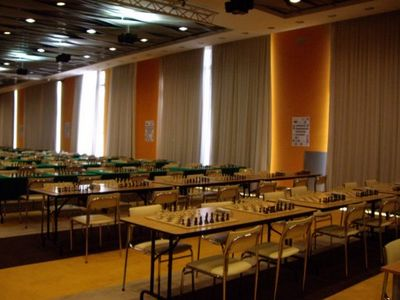 eicc 2008 playing hall