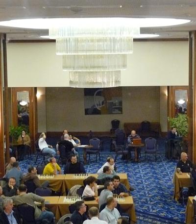 ETCC 2007 Captain Meeting