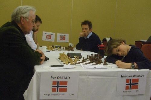 Fagernes Per Ofstad - Sebastian Mihajlov