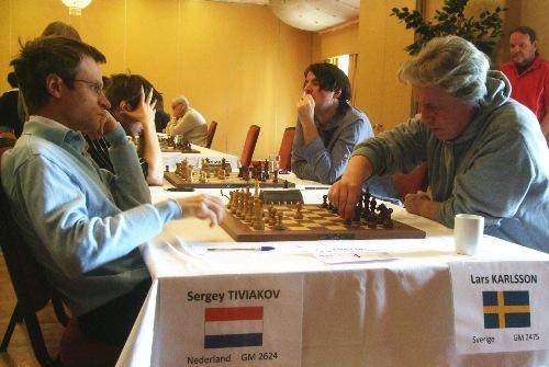 Fagernes Tiviakov - Karlsson