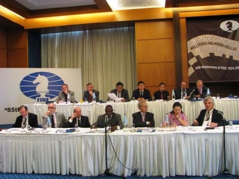 FIDE Congress 6