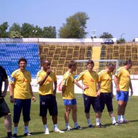 Football UTD - Levski Players
