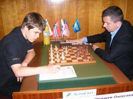 Foros Carlsen-Onischuk