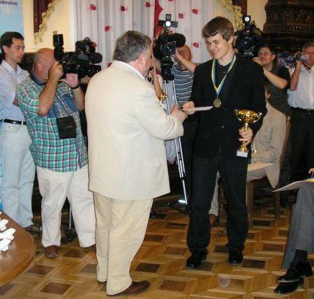 Foros Carlsen prize