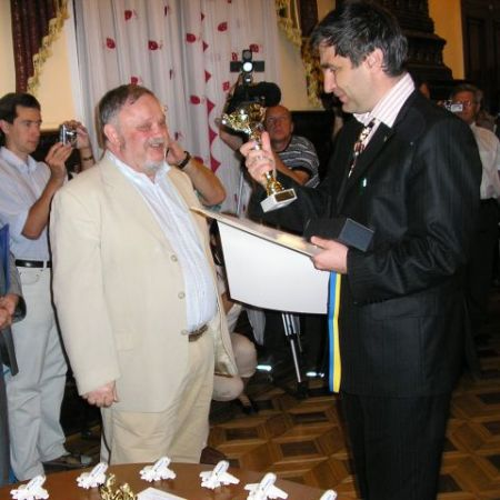 Foros Ivanchuk prize