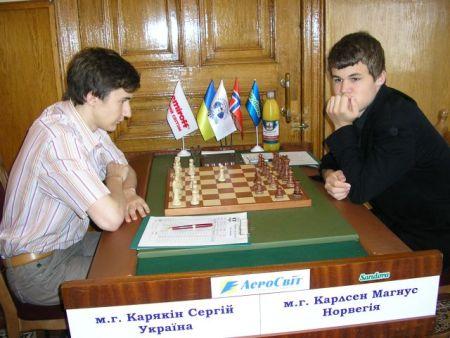 Foros Karjakin-Carlsen