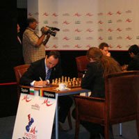Game Topalov Nicipeanu 1