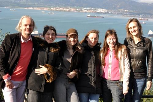 Gibraltar Rock 1