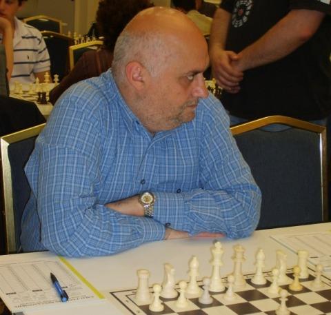 GM Giorgi Bagaturov