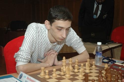 GM Hovhannisyan Robert