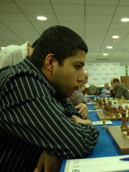 GM Ibragim Khamrakulov