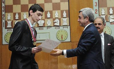 GM Robert Hovhannisyan