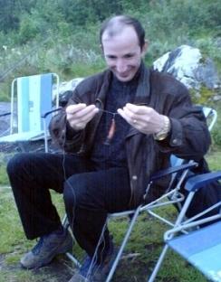 GM Victor Mikhalevski