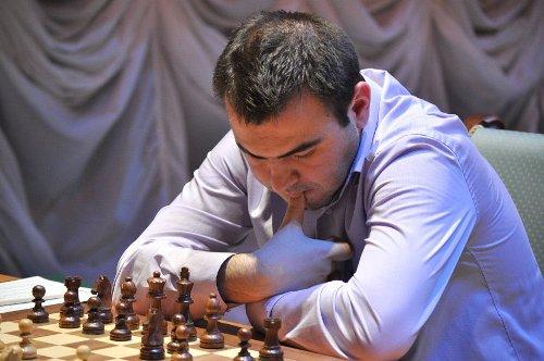 GP Astrakhan Mamedyarov
