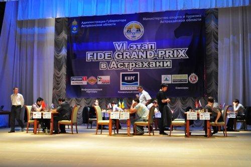 GP Astrakhan Stage