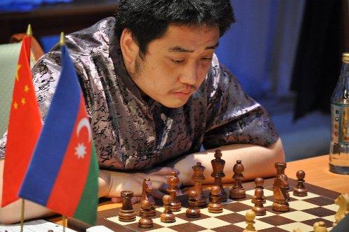 GP Astrakhan Wang Yue