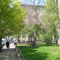 Grand Hotel Sofia garden2