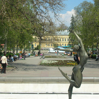 Grand Hotel Sofia garden8