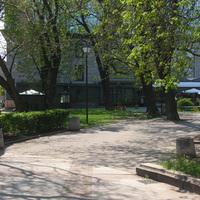 Grand Hotel Sofia garden9