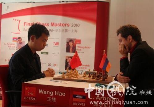 Hao Aronian