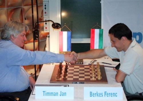 Hungary Timman - Berkes
