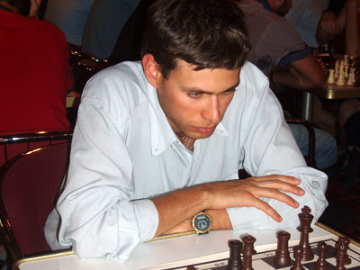 ikaros chess Evgeny Postny