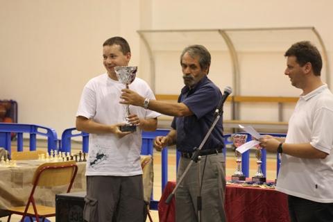 Ikaros Kempinski trophy